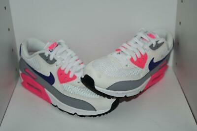 0018844644 NIKE AIR MAX 90 Ultra 2.0 White Blue Pink 881108 101 Womens Running ...