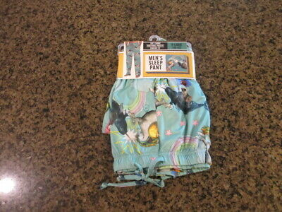 0435333d0e4d Briefly Stated blue Men s lounge Pants Pajama Bottoms XL 40 42 soft NWT  sleep