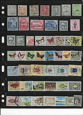 World stamp collection lot 37