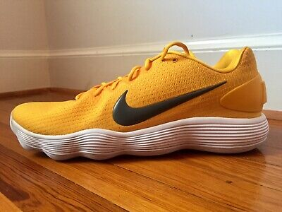 7f64832ffa78 Nike Hyperdunk 2017 Low Basketball Shoes (Men s Size 19) Yellow 942774-702 (