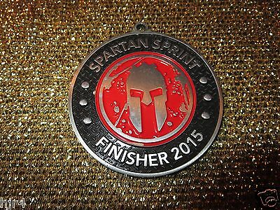 Spartan Sprint Race Obstacle Racing Finisher Medal medallion