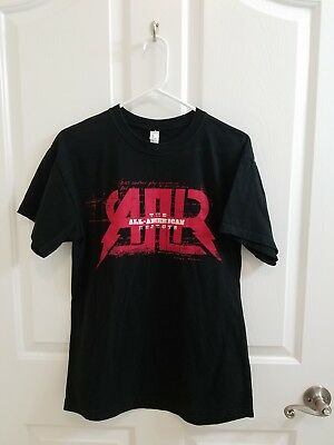 The All-American Rejects Band I Wanna Do Rock! 2009 Tour Shirt Size Medium