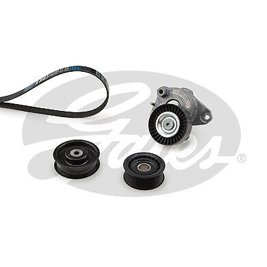 Gates Belt Tensioner Pulley Alternator for MERCEDES R230 3.5 SL350 M272