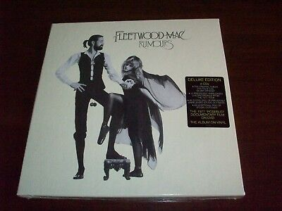 Fleetwood Mac,Rumours [35th Anniversary Super Deluxe Edition] [Box] 2013 Press.