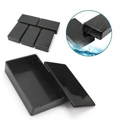 5PCS Plastic DIY Electronic Project Box Enclosure Instrument Case 100x60x25mm BE