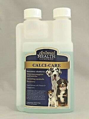 Calci Care-Liquid calcium supplement-The Animal Health Company