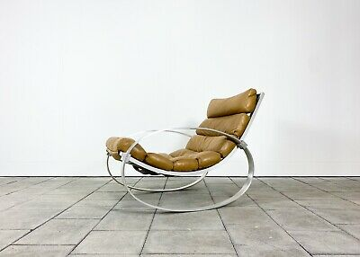 Rare rocking chair by Hans Kaufeld ca. 1970