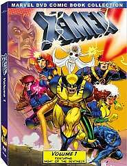 X-Men: Volume One [Marvel DVD Comic Book Collection]