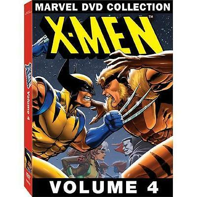 X-Men: Volume Four [Marvel DVD Comic Book Collection]
