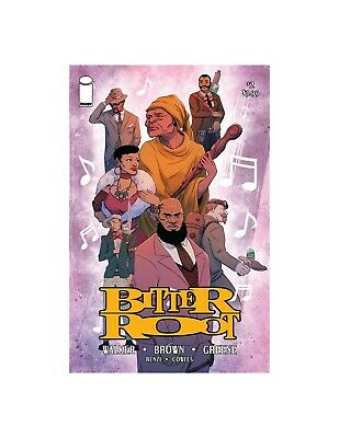 Bitter Root (2018) No.2 (Cover C Cho)