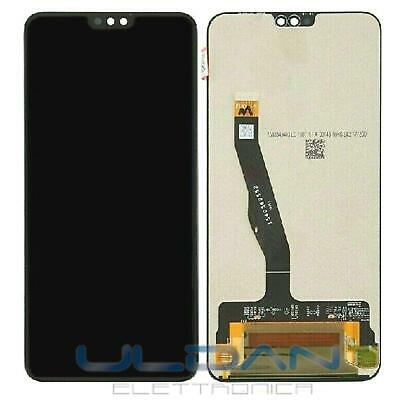 Display Lcd Huawei Honor 10 View Lite Honor 8X Schermo Touch Screen Jsn-L21 Nero