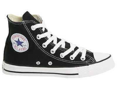 CONVERSE ALL STAR Tela Alte Hi Canvas Chuck Taylor Nero