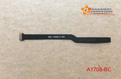 "MacBook Pro 13"" Retina A1708 Battery Daughter Board Test Cable 821-00614-05"