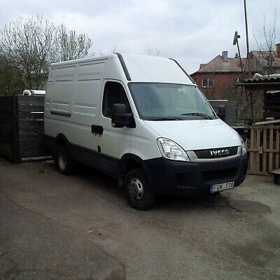 IVECO Daily 35C15 BJ 2011 3.0L HPI 107kW