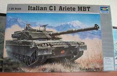 Royal Model 1:35 MBT Ariete Missione Antica Babilonia Late Detail Set #434