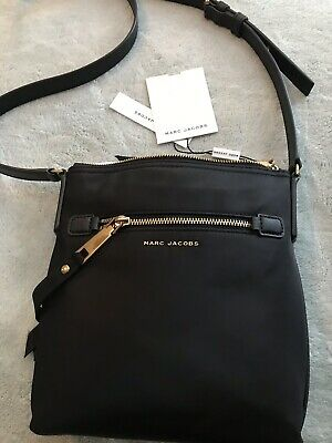 f21023bbd365 NEW NWT MARC Jacobs Mallorca Tech Laptop Case Black M0008396  190 ...
