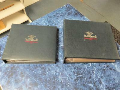 1971 & 1972 Postmasters of America Medallic First Day Covers 35 Sterling Medals