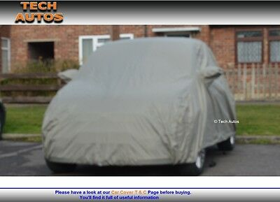 Premium Outdoor Car Cover Waterproof Galactic Fiat New 500 & Abarth