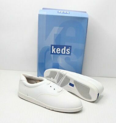 037f9ef8f5e Vintage 90s Keds New Womens 10 M Champion Walker Lace Up Walking Shoes White