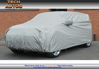 Premium Outdoor Car Cover Waterproof Galactic Land Rover Discovery 2005