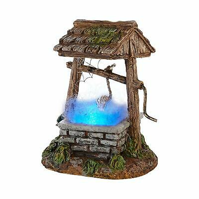 Haunted Well Dept 56 Snow Village Halloween 4030787 accessory scary creepy Z