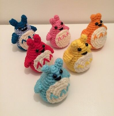 Tag: How to make Amigurumi for Beginner – Super cute Toroto ... | 400x396