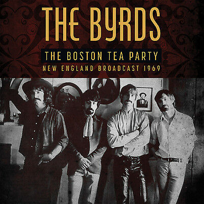 THE BYRDS New 2019 UNRELEASED LIVE 1969 BOSTON CONCERT 2 VINYL RECORD SET