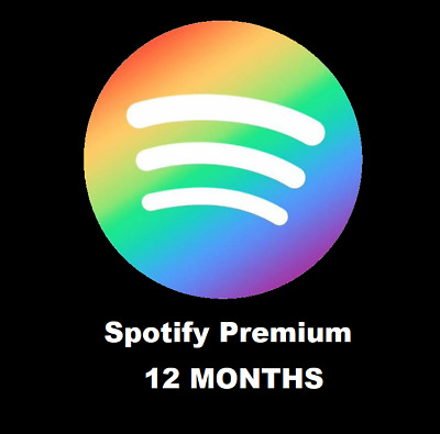 Spotify Premium Upgrade -12 Month Warranty- FAST DELIVERY - Upgrade OWN Account