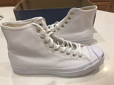 55da325a3f75 Men s Converse Jack Purcell JP Signature HI Athletic Shoes- Size 9 - 120  -New