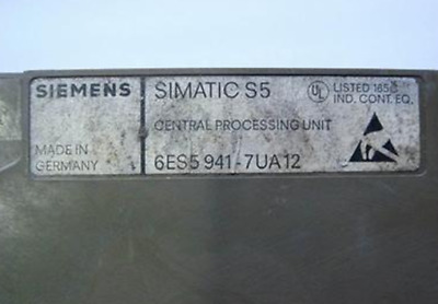 1PC Used Siemens 6ES5-941-7UA12 6ES59417UA12 Tested In Good Condition #RS8