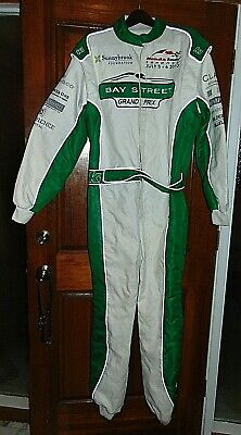 2012 Toronto Bay Street Grand Prix K1 Racing Suit F1 Coveralls HONDA Indy