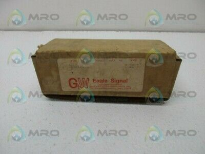 Eagle Signal Cg421A6 Time Delay Relay * New In Box *