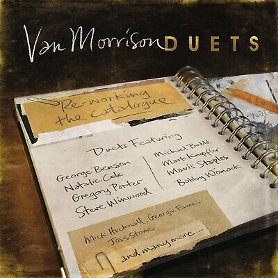 Audio Cd Van Morrison - Duets: Re-working The Catalogue