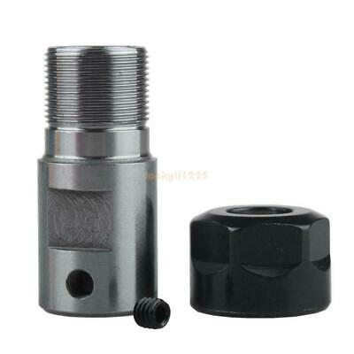 Collet ER11A Chuck Motor Shaft Spindle Extension Rod Inner C16-ER11-35L For CNC