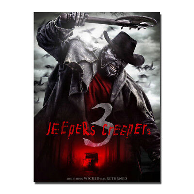 Jeepers Creepers 3 Hot Movie Art Silk Poster 13x18 24x32 inch