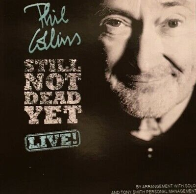 PHIL COLLINS Tickets | 15.06.19 Hannover, Still Not Dead Yet
