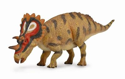 Regaliceratops Dinosaur Model Educational Collecta Detailed Hand Painted Bnwt