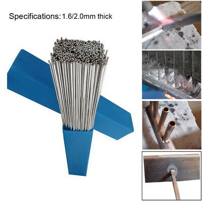 20X Aluminum Welding Wires Low Temperature  Solder Rod Cored Instead Brazing