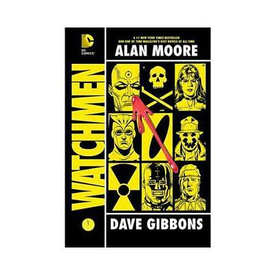 Watchmen by Alan Moore, Dave Gibbons (artist), John Higgins (colourist)