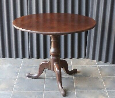 Antique Table George 111  Tilt Top Tripod Table   - Delivery Available