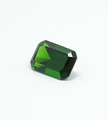 2.75ct Chrome Diopside Emerald Cut Loose Natural Green Gemstone House of Onyx
