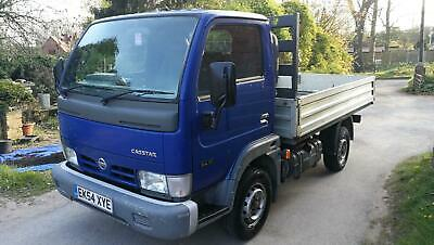 Nissan Cabstar 3.4T 3.0 10S T Alloy Dropside 1owner from new 53000 miles