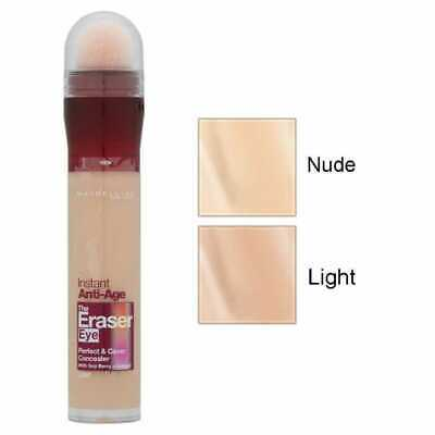 Maybelline Instant Anti-Age Eraser Concealer - Choose Your Shade