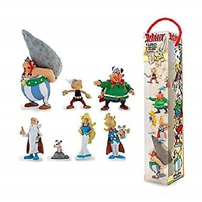 Plastoy - Asterix Battle The Gallic Village - 7 Figuren Set - Neu/Ovp