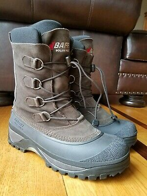 919a76df9f7 BAFFIN POLAR PROVEN Authentic Wolf Men's Winter Boots! Size 8 ...