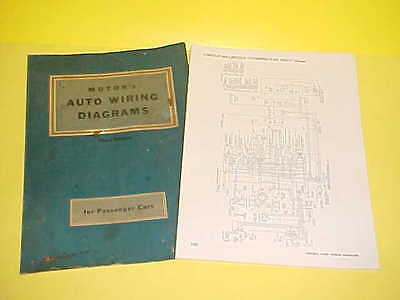 1950 1951 1952 1953 1954 1955 1956 lincoln premiere convertible wiring  diagrams