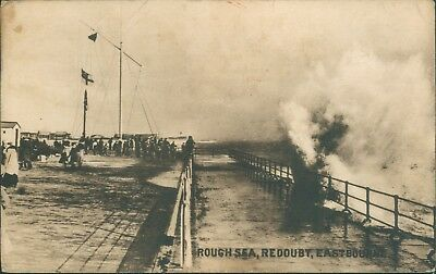Eastbourne; Redoubt; roughsea 1919; WS series