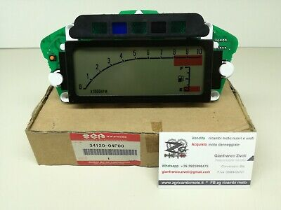 New Genuine OEM Suzuki Dashboard Contachilometri SPEED TACHOMETER ASSY