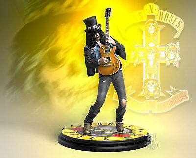 Guns N' Roses Slash Rock Iconz™ Statue Direct from KnuckleBonz