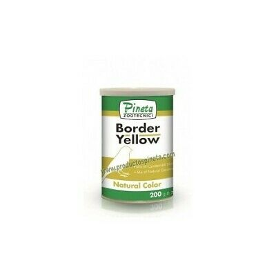 Pineta Border Yellow, 200gr